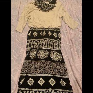 S.L. Fashions sz 16 Dress